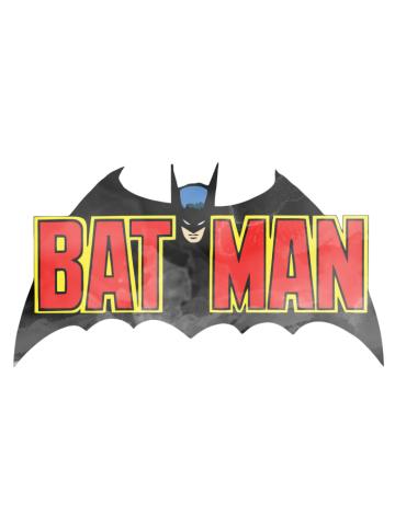 Batman - Vintage Logo
