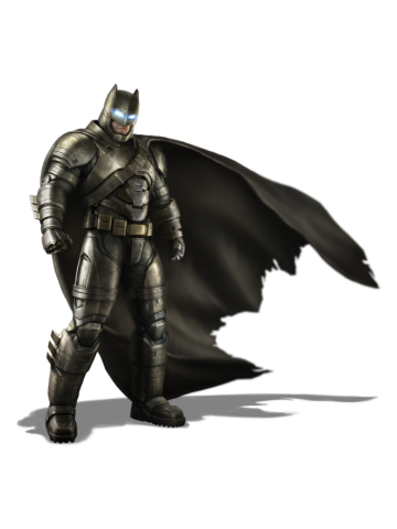 Batman vs Superman suit