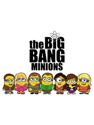 Big bang minions logo version