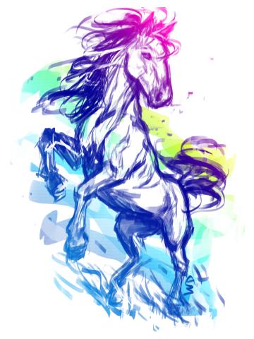 Brave Horse