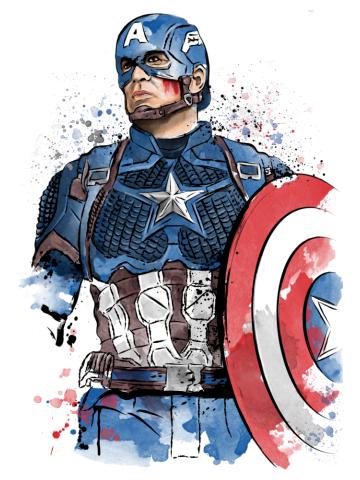 Captain Watercolor