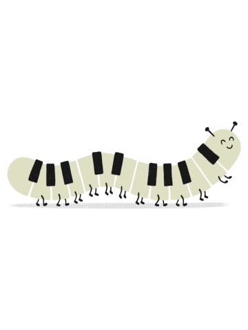 Caterpiano