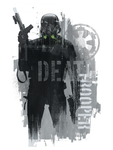 Death Trooper Grunge