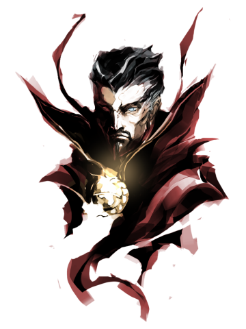 Doctor Strange ALT-0