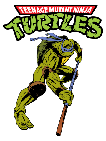 Donatello teenage mutant ninja turles