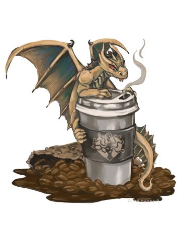 Dragon Hoard - Coffee