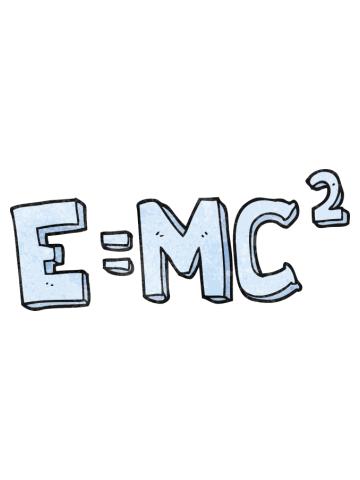 E=MC 2