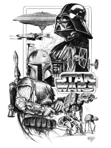 Epic Scene - Star Wars