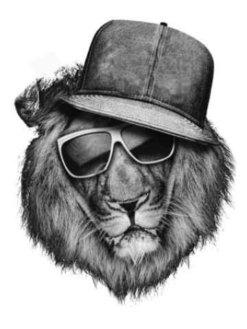 Gangsta Lion