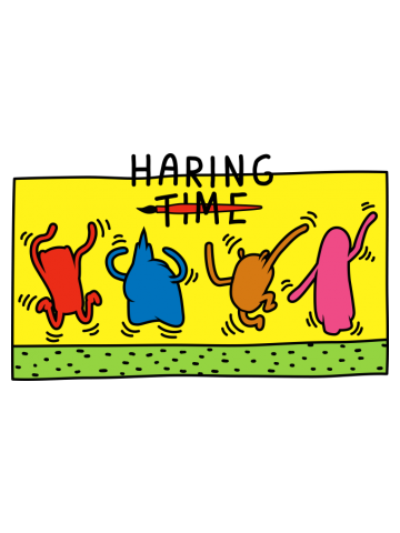Haring Time