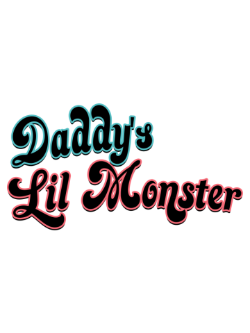 Harley Quinn - Daddy's Lil Monster (Color Edition)