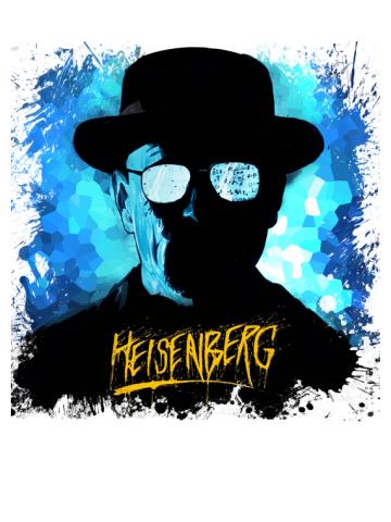 Heisenberg - Amazin art