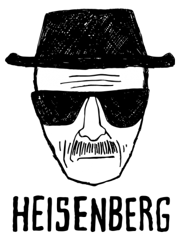 Heisenberg - Wanted poster