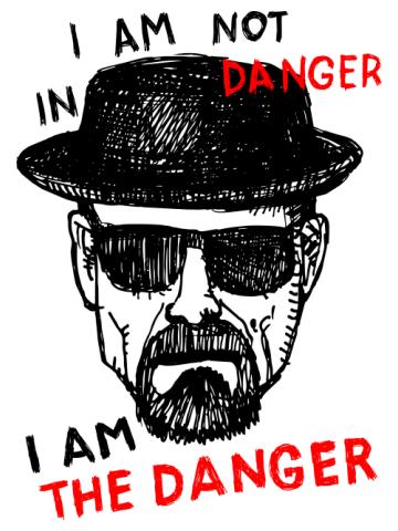 Heisenberg Iam the denger