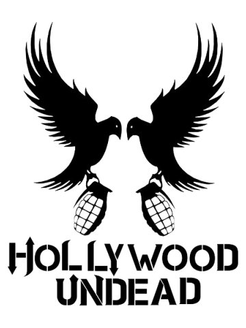 Hollywood Undead - Logo