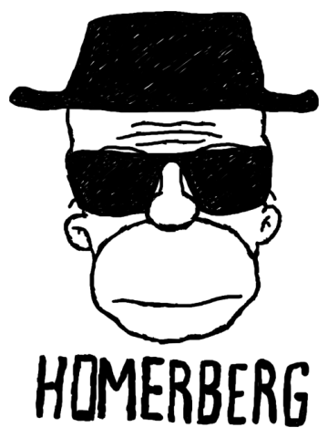 Homerberg - The Simpsons