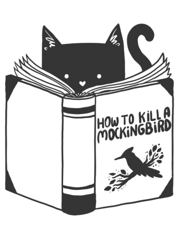 How to kill  a mockingbird for cats