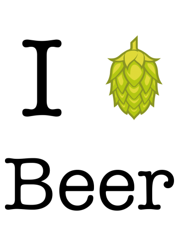 I Hop Beer