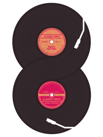 Infinity Vinyl Record
