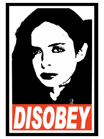 Jessica Jones Disobey