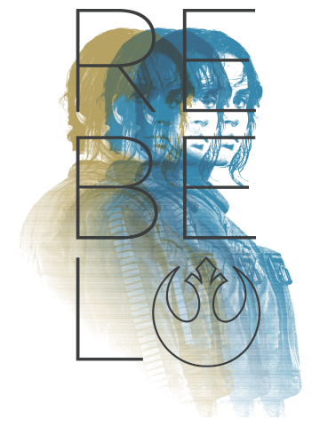 Jyn in Vintage Color