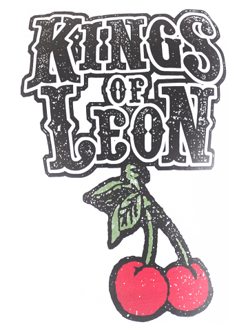 Kings of Leon - Cherry Logo