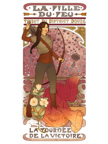 La fille du feu