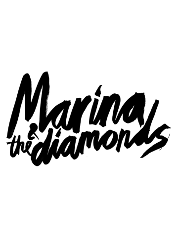 Marina & The Diamonds - Logo