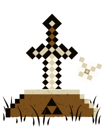 Minecraft & Zelda