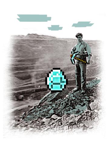 Mining Man