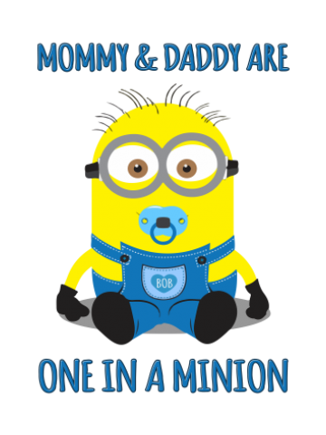 Mommy and Daddy - One in a minion