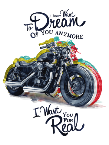 Motorcycle - dream
