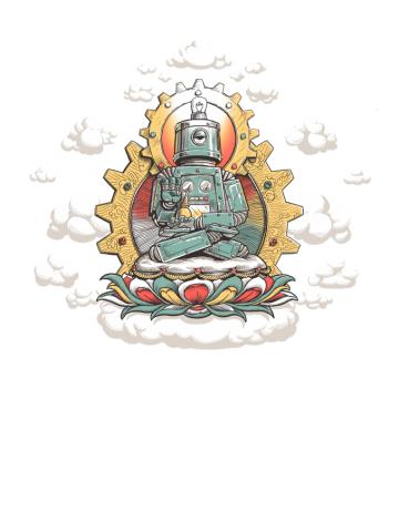 Mr. Ohmz - Buddha Bot V6