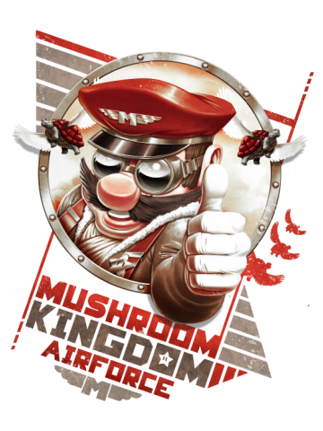 Mushroom Air Force