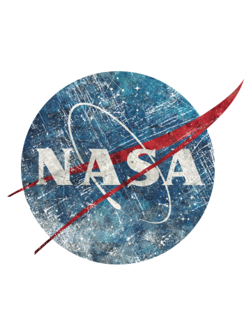 NASA Space Agency Ultra-Vintage