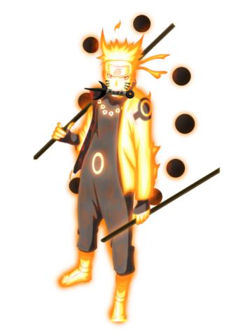 Naruto senjutsu of the six paths