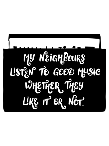 Neighbours  type edition