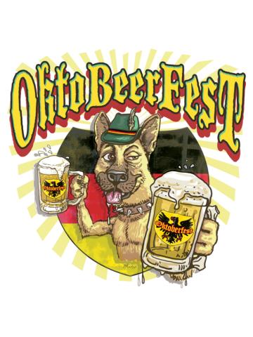 Oktoberfest Festival Oktobeerfest Beer Hound