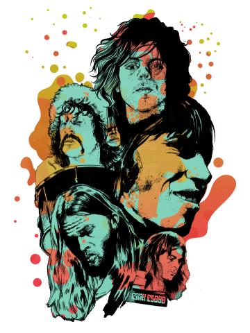 Pink Floyd ALT-0