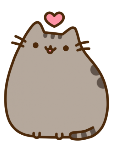 Pusheen Love