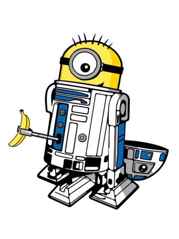 R2D2 Minion