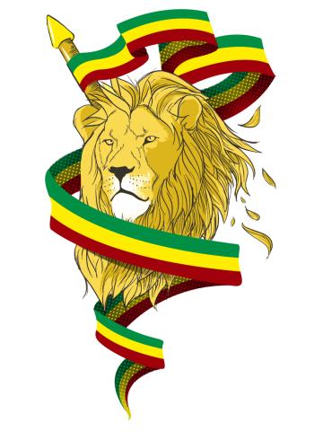 Reggae Lion Zion