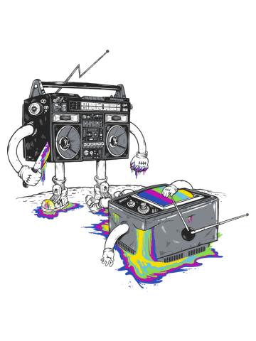 Revenge of the radio star ALT-0