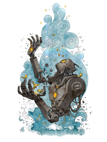 Robot Nature