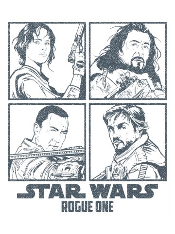 Rogue One Heroes