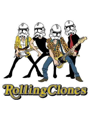 Rolling Clones