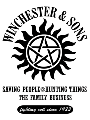 SUPERNATURAL Winchester & Sons