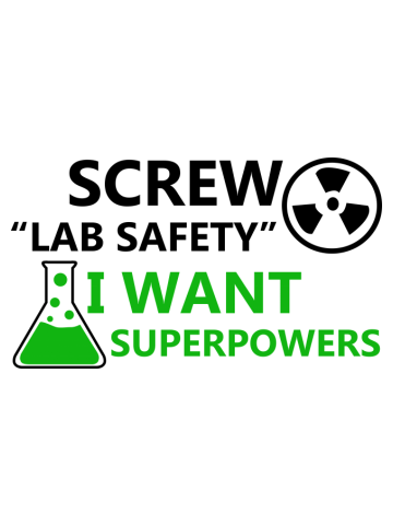 Screw Lab Safety