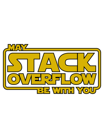 Stack Overflow with you
