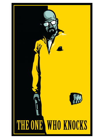 The One Who-Knocks - Breaking Bad